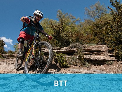 BTT Pirineos