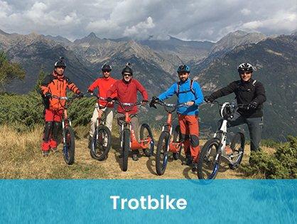 Trotbike Pirineos