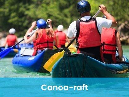 canoa Pirineos