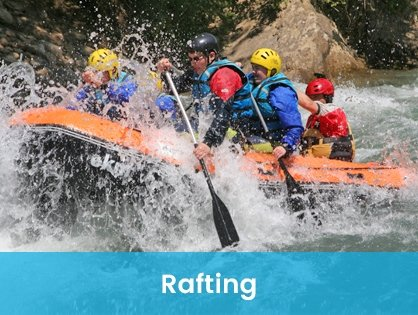 Rafting Pirineos